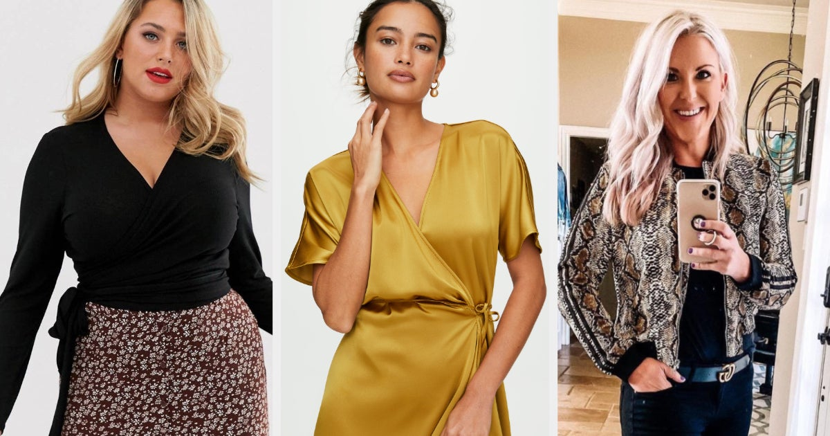 39 Dressy Pieces Of Fall Clothing For When A Sweater Isn't An Option thumbnail