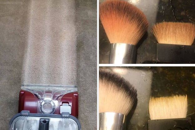 33 Products With Before-And-After Photos That Might Just Make You Believe In Magic