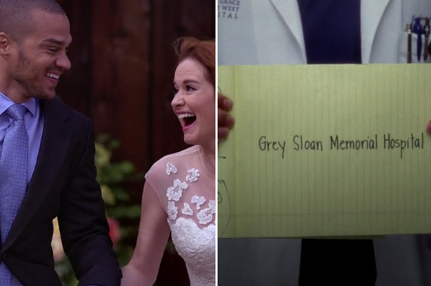 55 Iconic Greys Anatomy Moments That Happened In The Last 10 Years