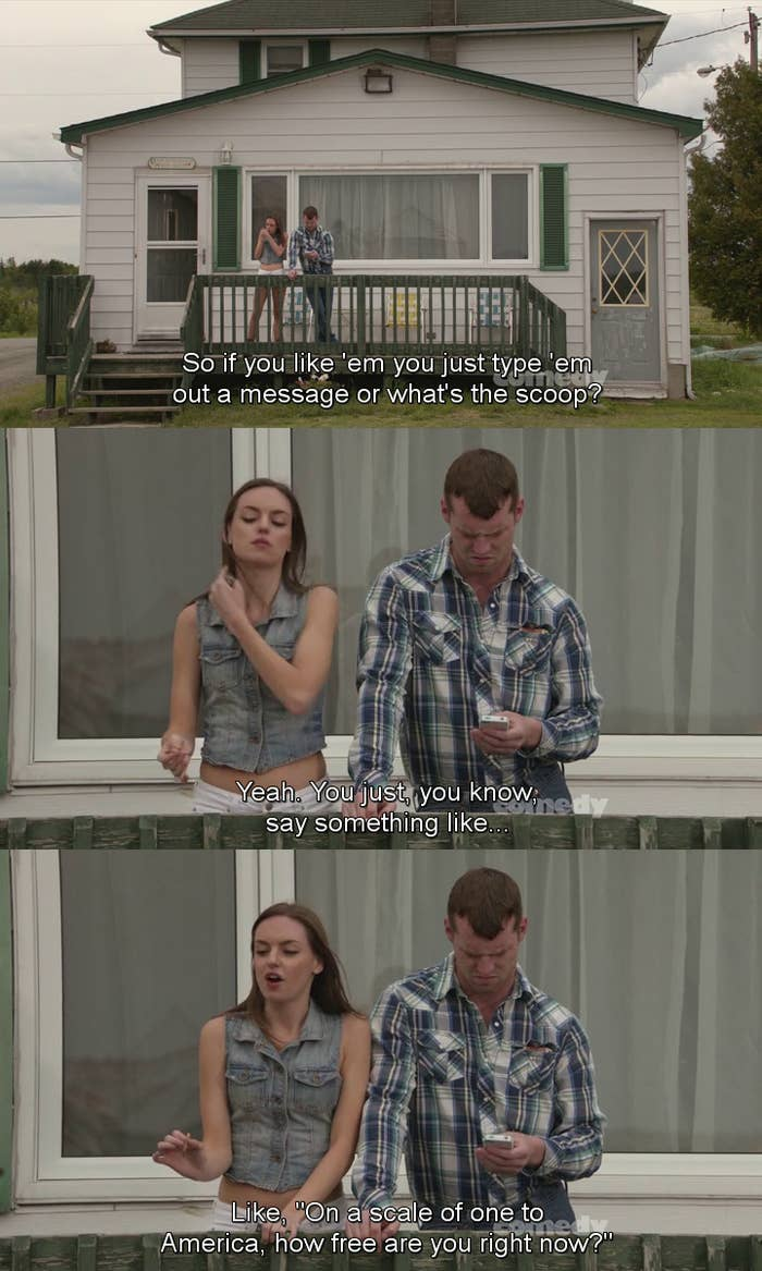 Letterkenny Is The Canadian Sitcom You Never Knew You Needed