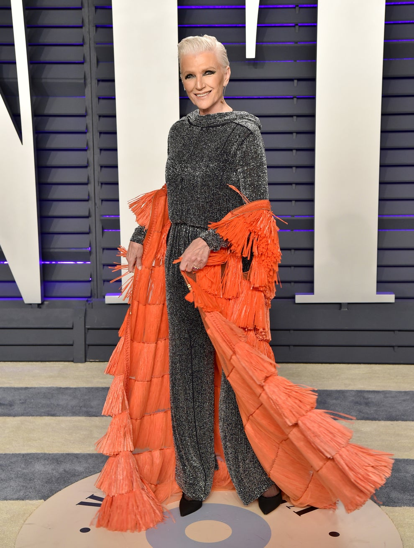 Maye Musk, the queen of ageless fashion in Marcia Vidal