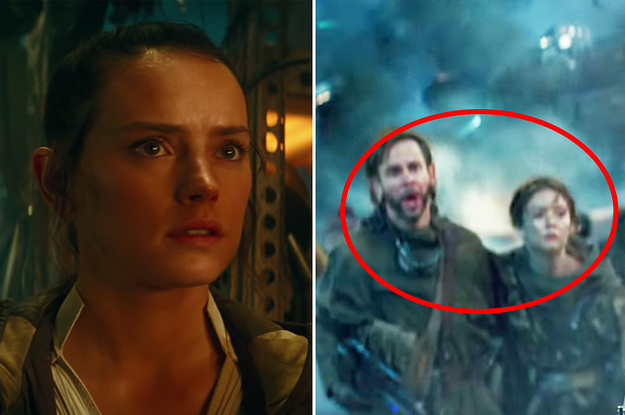 """21 Details From The """"Star Wars: The Rise Of Skywalker"""" Trailer That You Might've Missed The First Time Around"""