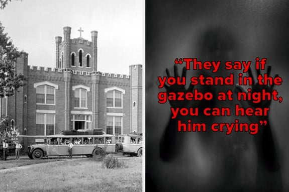 24 Super Creepy Places In The US You've Probably Never Heard Of