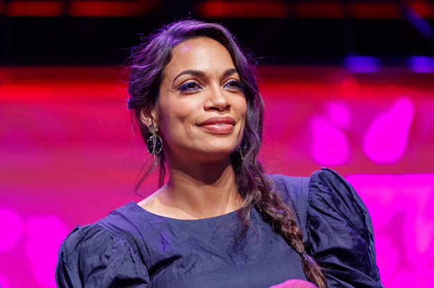 Rosario Dawson And Her Family Have Been Accused Of Physically And Verbally Abusing A Trans Man