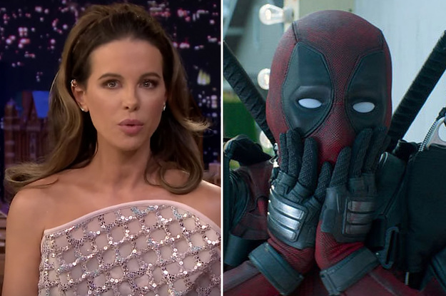 "Kate Beckinsale Thinks She Looks ""Exactly"" Like Ryan Reynolds And, Honestly, I See It"