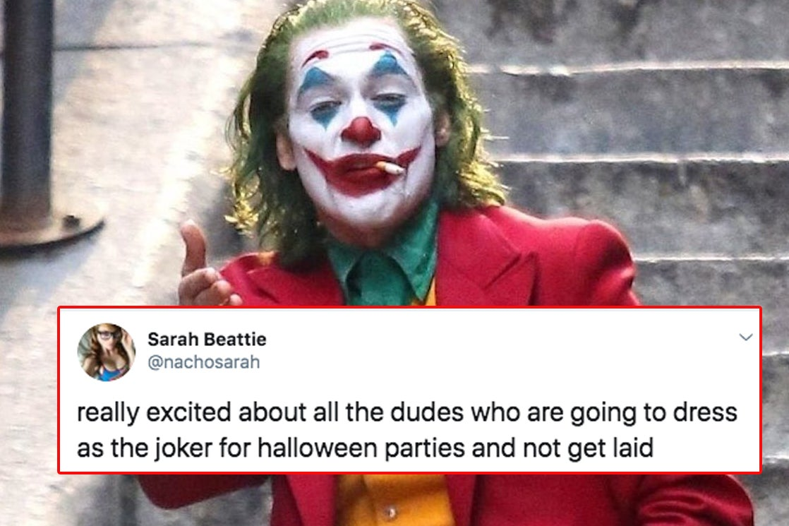 19 Halloween Tweets From This Year That Deserve A Round Of Applause
