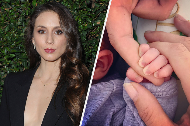 Troian Bellisario Finally Shared Her Daughter's Name — One Year After Giving Birth