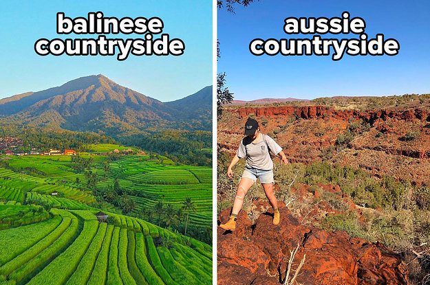21 Similarities And Differences Between Bali And Australia