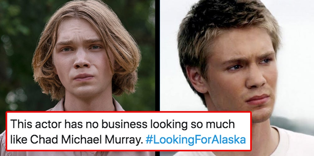 """23 Tweets About """"Looking For Alaska"""" That Are Almost As Funny As The Colonel"""