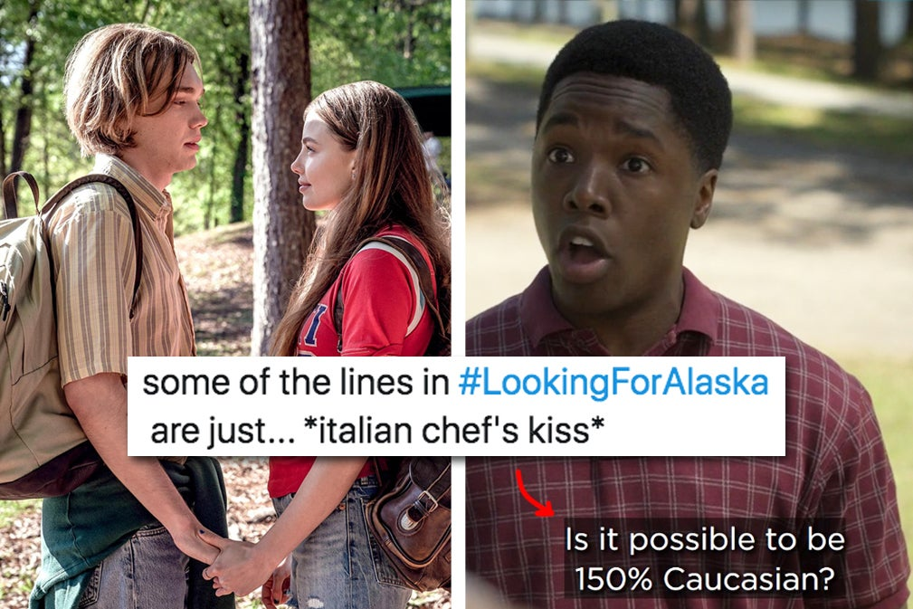 """23 """"Looking For Alaska"""" Jokes That Are Almost As Funny As The Colonel"""