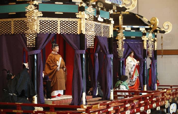 即位 礼 正殿 の 儀 参加 国