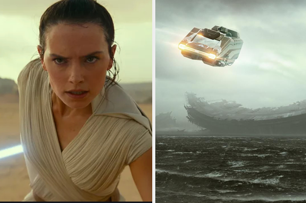 """Disney Parks' Star Tours Will Be Taking Us To An Important """"The Rise Of Skywalker"""" Location"""