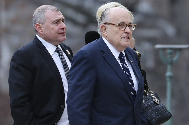 Two Of Giuliani's Ukraine Associates Pleaded Not Guilty. Here's How They're Connected To Impeachment.