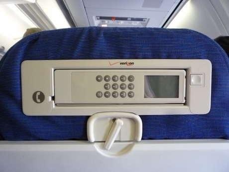 airplane phone