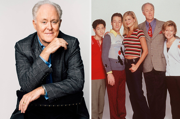 """John Lithgow Revealed Why He's Hesitant To Reboot """"3rd Rock From The Sun"""""""