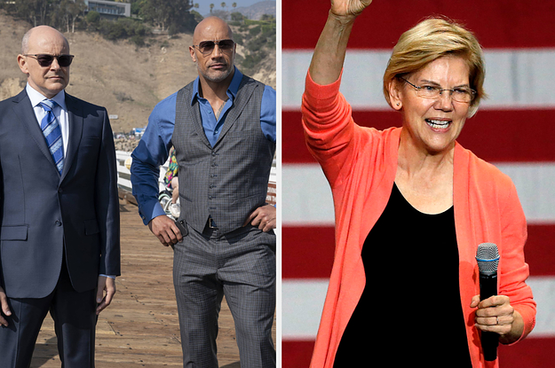 """""""Ballers"""" Star Rob Corddry Revealed What Elizabeth Warren Told Him About Her Love For The Show"""