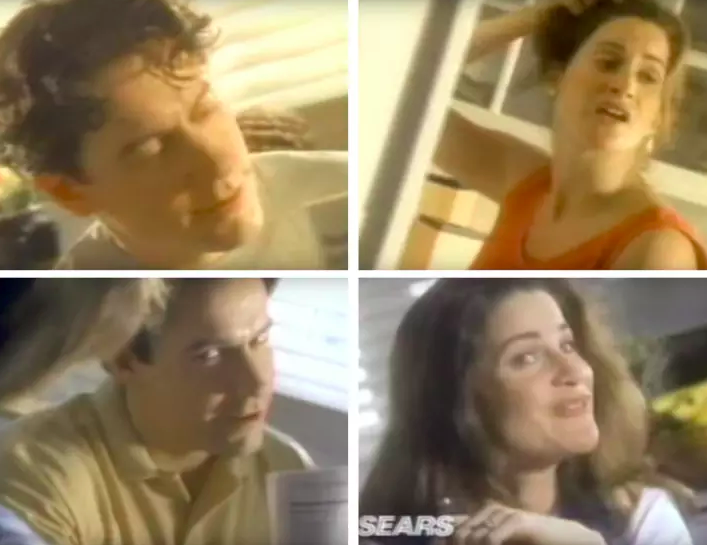 sears commercial from the 90s