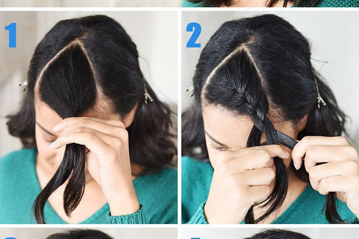 Easy Hair Hacks And Hairstyles