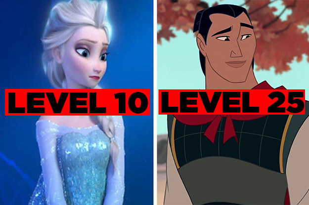I Bet You Can't Make It Past Level 30 On This Never-Ending Disney Quiz