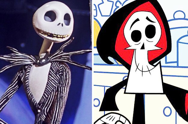 Which Famous Skeletal Character Are You?