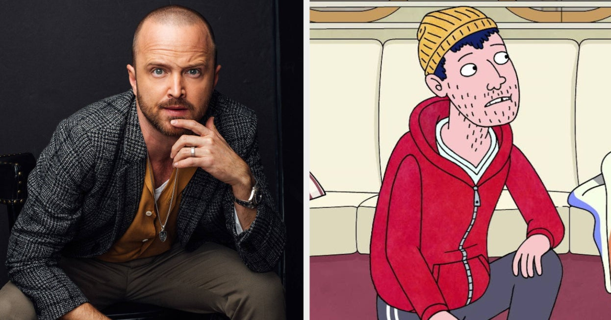 Aaron Paul On Asexuality In Bojack Horseman And His Roles