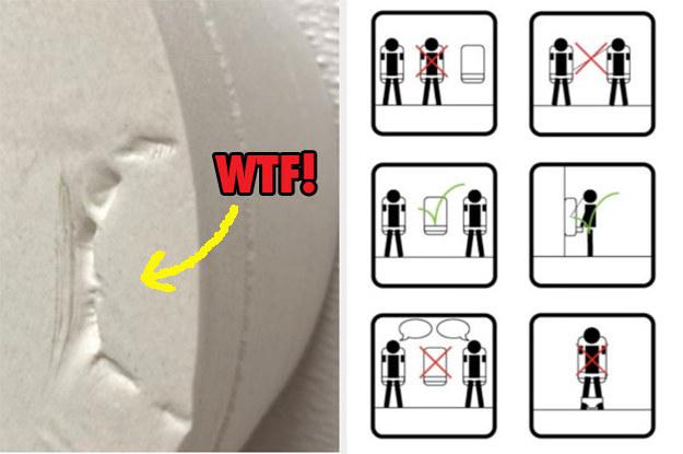 Game etiquette mens bathroom The Complete