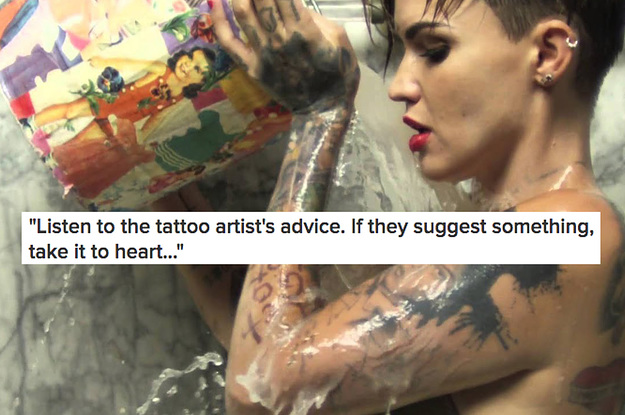 27 Tattoo Tips Absolutely Everyone Should Know