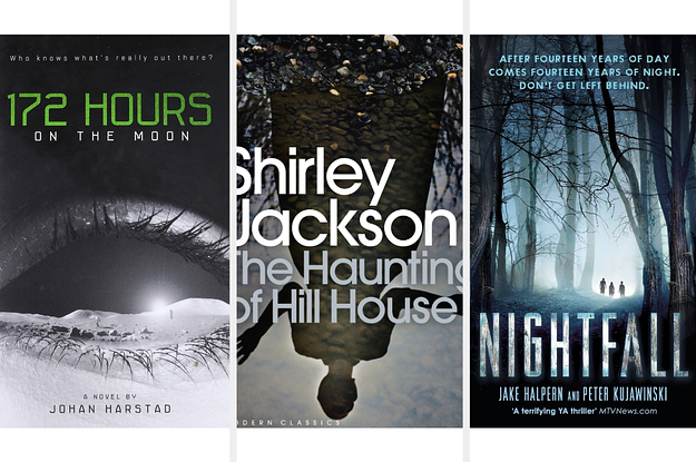 23 Bone Chilling Books To Get You In The Mood For Halloween