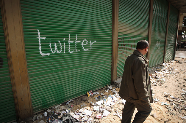 """Twitter """"Silenced"""" Dissenting Voices During Anti-Government Protests In Egypt"""