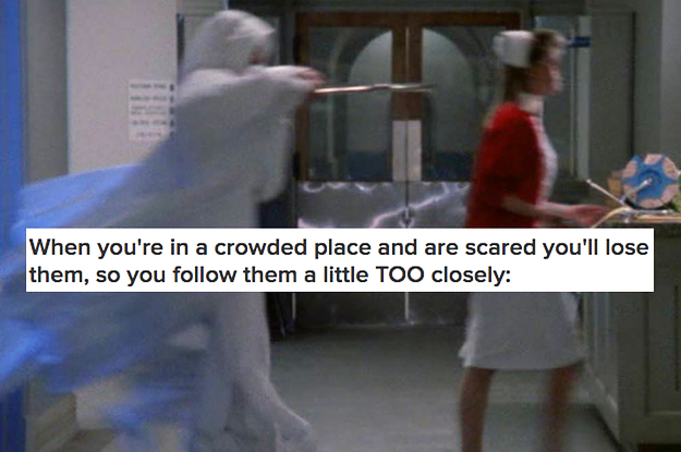 17 Random Long-Term Relationship Moments, As Depicted By Horror Movies