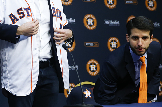 The Astros Fired Their Assistant Manager After He Taunted Women Reporters About Domestic Violence