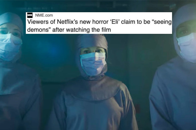 """A Netflix Horror Movie Called """"Eli"""" Supposedly Has A Shocking Twist Ending, So I Watched It For People Who Hate Scary Movies"""