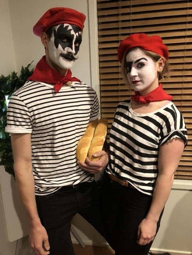 21 Couples Halloween Costumes To Inspire You And Your Partner This Halloween