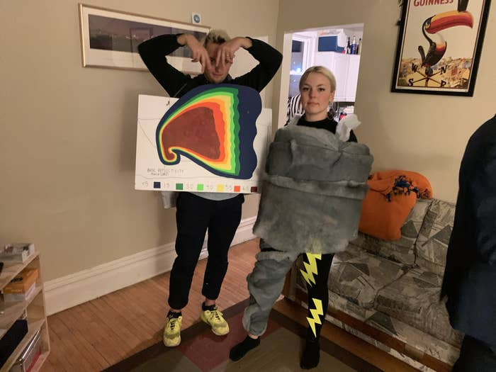 Best Halloween Costumes 2020 Reddit 21 Couples Halloween Costumes To Inspire You And Your Partner This