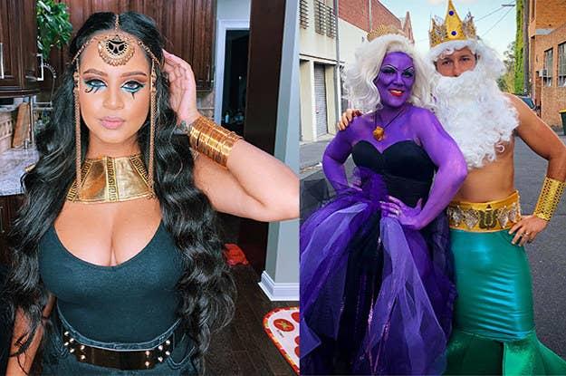 21 Pop Culture Halloween Couples Costumes