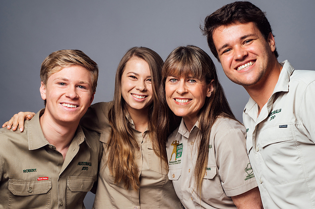 Steve Irwin's Family Say They've Now Fulfilled One Of His Greatest Wishes