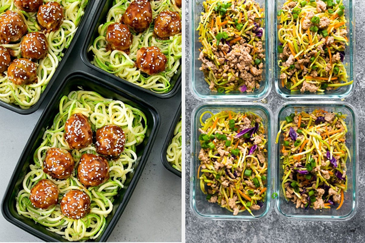 14 Low Carb Lunch Ideas Perfect For Bringing To Work
