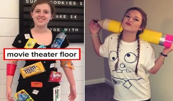 50 Last-Minute Halloween Costume Ideas You'll Actually Like