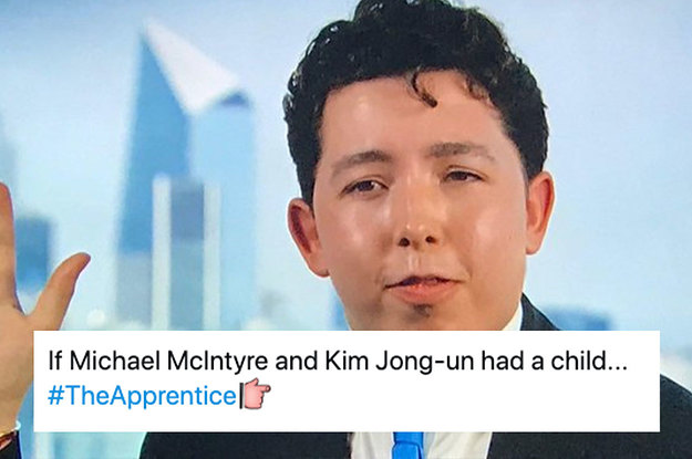 """I'm Loving These Hilarious Tweets About The First Episode Of The New """"The Apprentice"""" Series"""