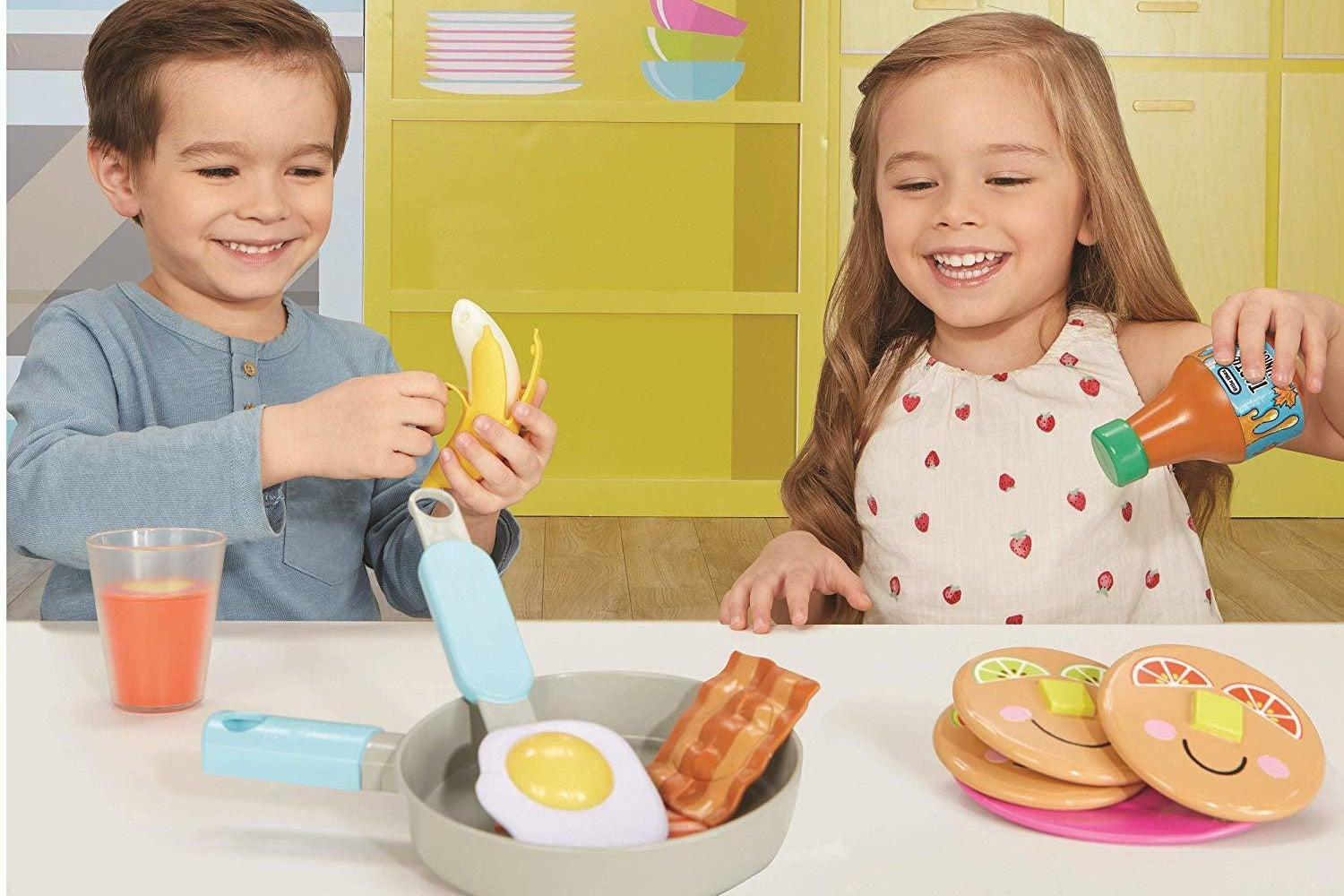 If Your Favorite Kiddo Is An Aspiring Chef, They're Probably Gonna Love Tasty's New Little Tikes Toys