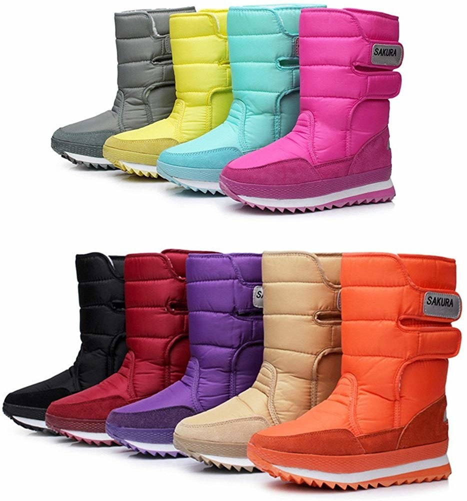 Winter Boots And Snow Boots