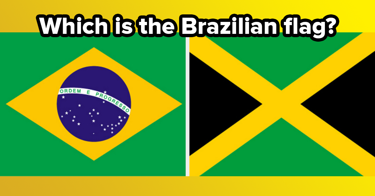 Only 8% Of People Can Match These Latin American Countries With Their Flags