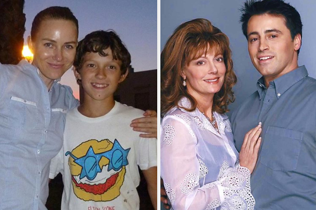 18 Celebrity #TBT Photos You Might Not Have Seen This Week