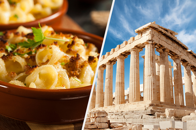Eat Some Food And We'll Reveal Which City You Should Travel To