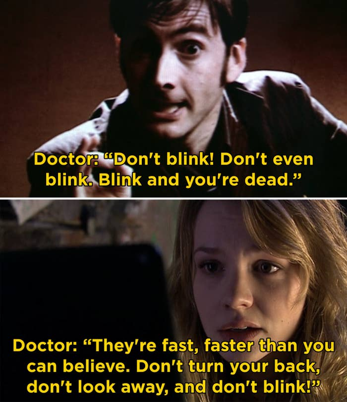 Blink from Doctor Who TV Episodes