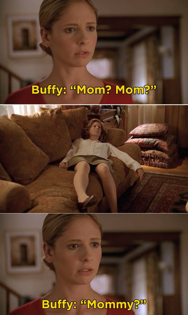 The Body from Buffy the Vampire Slayer