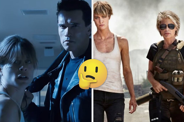 """The """"Terminator"""" Timeline Explained For Everyone Who Is Confused"""