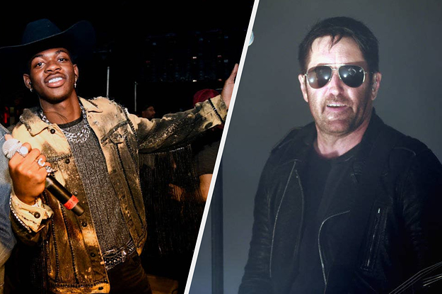 """Nine Inch Nails' Trent Reznor Finally Addressed Being Sampled In """"Old Town Road"""""""