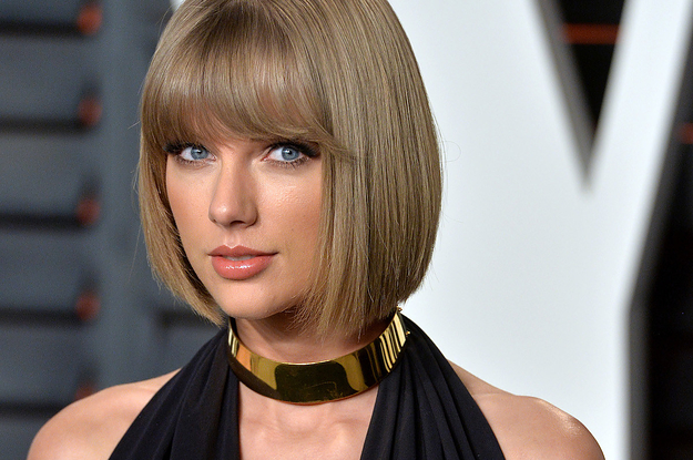Taylor Swift Opens Up About Slut Shaming She Experienced In Her Career