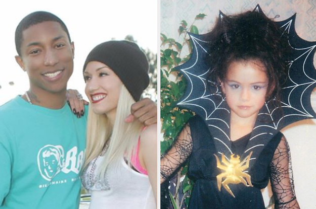 16 Celebrity #TBT Photos That Celebs Shared With Us This Week